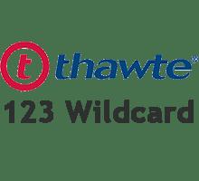 Thawte 123 Wildcard