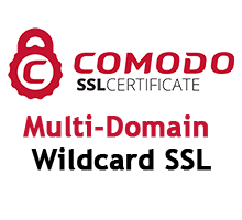 Comodo Multi Domain Wildcard SSL
