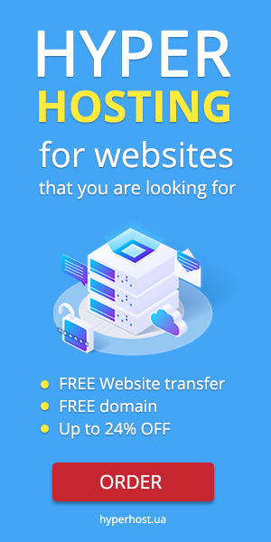 Web Hosting from HyperHost