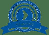Certificate Amiro.CMS