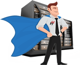 HiperHost Server Management