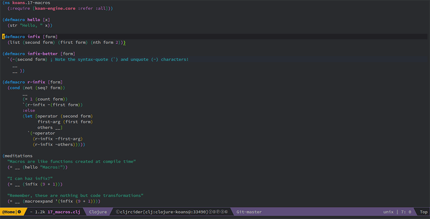 spacemacs-text-editor